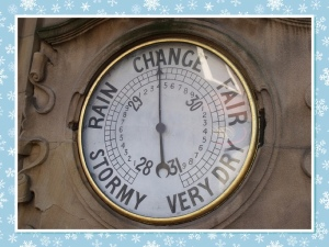 Barometer (photo by Elliot Brown (ell brown), Flickr.com)